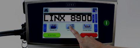 Marcatore Linx 8900